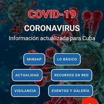 Facilita el acceso directo a la información originada desde el Ministerio de Salud Pública de Cuba