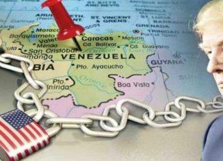 Desde la detección de los primeros casos, las autoridades venezolanas denunciaron el efecto del cerco norteamericano como freno para el combate a la enfermedad, considerada una pandemia por la Organización Mundial de la Salud.