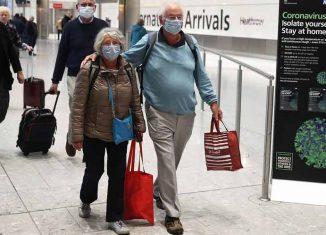 Tres de los 4 aviones que evacuaron a los turistas del MS Braemar aterrizaron en el aeropuerto de Heathrow. La cuarta aeronave, que trasladó a pacientes contagiados y personas con síntomas fue desviada hacia la base aérea de Boscombe Down, donde serán enviados a instalaciones de salud.
