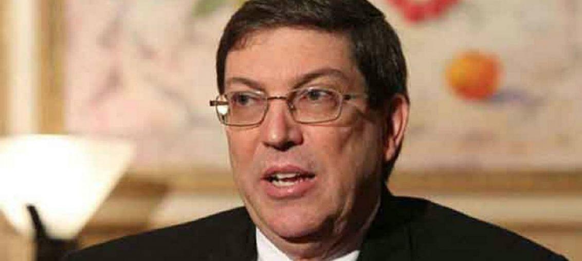 El ministro de Relaciones Exteriores de Cuba, Bruno Rodríguez Parrilla, rechazó artículo del semanario norteamericano sobre una supuesta operación de tráfico de drogas entre Cuba y Venezuela.