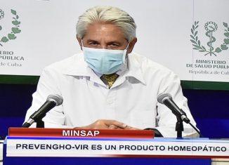 De los casos reportados, 56 son cubanos y dos extranjeros (italiano y panameña). Se dio a conocer además, que en la jornada anterior fallecieron tres personas a causa de la enfermedad
