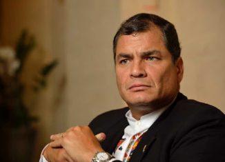 Reafirmamos apoyo y confianza en expresidente de #Ecuador, Rafael Correa @MashiRafael. Rechazamos los procesos judiciales políticamente motivados contra los líderes de izquierda que tienen lugar en #NuestraAmérica.— Bruno Rodríguez P (@BrunoRguezP) April 7, 2020