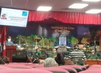 Las localidades de Marimón, en el Consejo Popular Agüero Mar Verde, y Cuabitas, en el de Boniato, ambas del municipio cabecera, fueron declaradas en cuarentena por 14 días para limitar la transmisión del SARS-Cov 2