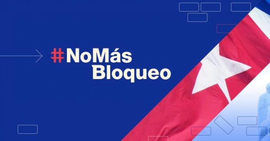 ¨Agradezco las múltiples voces que en EE.UU. y desde distintas partes del mundo reclaman, en medio de la Covid-19, el levantamiento del bloqueo a Cuba¨, escribió el canciller en su cuenta en Twitter.