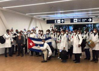 Asociación Nacional de Amistad Italia-Cuba y la organización Patria Socialista.