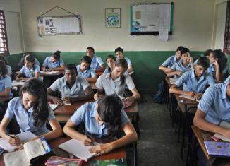 Maikel Ortiz Carmona, director nacional de Preuniversitario en el Ministerio de Educación, informó a que se decidió no realizar pruebas finales en ninguna de las asignaturas, ni en los grados de ese nivel educativo.
