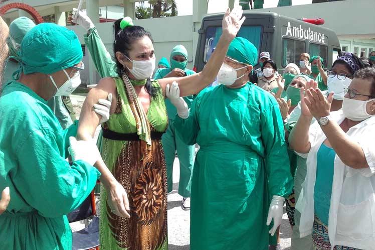 La Habana es epicentro de la epidemia en la nación, esa premisa no caduca y el Gobierno cubano sigue de cerca la situación en la capital, que este martes confirmó nueve casos, para un total de 1 075 desde que la enfermedad llegó al territorio nacional.