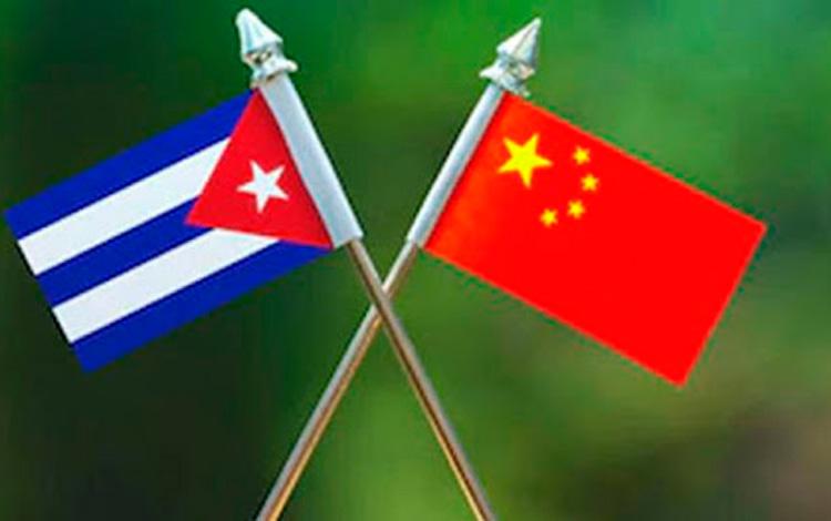 Durante el diálogo se constató que la solidaridad entre ambas naciones en el combate a la pandemia es una buena manera de celebrar el aniversario 60 de sus relaciones diplomáticas.