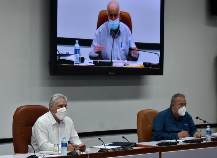 Al encabezar la reunión del máximo órgano del Gobierno cubano, el presidente cubano, Miguel Díaz-Canel Bermúdez, señaló que el objetivo tiene que ser llegar a la transformación productiva que necesita el país en estos momentos.