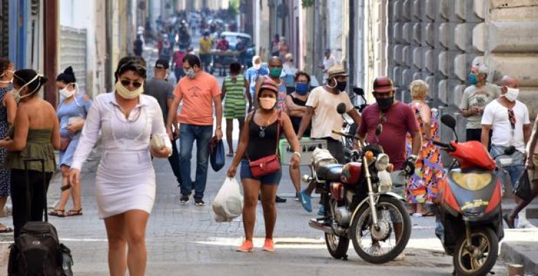 La Habana es la única provincia del país que no ha pasado a la fase uno de la etapa de recuperación de la covid-19. En ella hay una tasa de incidencia por cada 100 000 habitantes de 5,20 en los últimos 15 días y con tendencia al descenso en ese periodo.