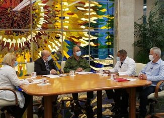La Dra. Yadira Olivera Nodarse, subdirectora Provincial de Salud y directora del Centro Provincial de Higiene, Epidemiología y Microbiología de La Habana, dijo que hasta el cierre del día en la capital, 1066 pacientes han resultado positivos a la COVID-19.