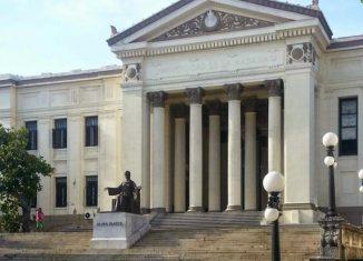 El presidente de Cuba, Miguel Díaz-Canel Bermúdez, celebró este jueves la entrada por primera vez de la Universidad de La Habana (UH) entre los primeros 500 centros ubicados en el exigente Ranking Mundial de Universidades QS 2021.