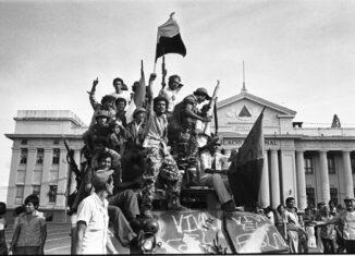 El General de Ejército Raúl Castro, líder de la Revolución Cubana; y el presidente de la República, Miguel Díaz-Canel Bermúdez, felicitaron este lunes al pueblo y Gobierno de Nicaragua en el aniversario 42 de la Revolución Sandinista.
