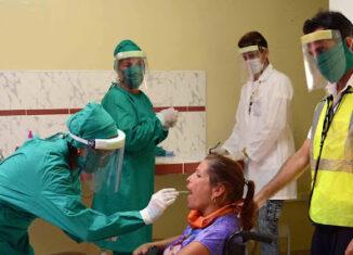 El director nacional de Epidemiología del MINSAP, Dr. Francisco Durán, reportó este miércoles 68 fallecidos y 9 323 muestras positivas en las últimas 24 horas, para un acumulado de 358 378 diagnósticos desde el comienzo de la enfermedad en Cuba.