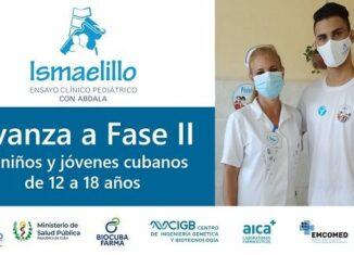 Se trata de un estudio sin placebo que incluye niños y jóvenes cubanos de 12 a 18 años de edad, quienes recibirán el esquema de tres dosis del inmunógeno con un intervalo de 14 días cada una (0-14-28 días), en la provincia de Camagüey.