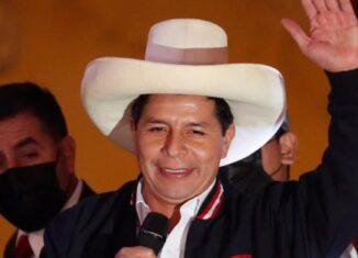 El Presidente de la República, Miguel Díaz-Canel Bermúdez, y el ministro de Relaciones Exteriores, Bruno Rodríguez Parrilla, felicitaron a nuevo mandatario de Perú, Pedro Castillo Terrones, quien triunfó en la segunda vuelta de las elecciones.