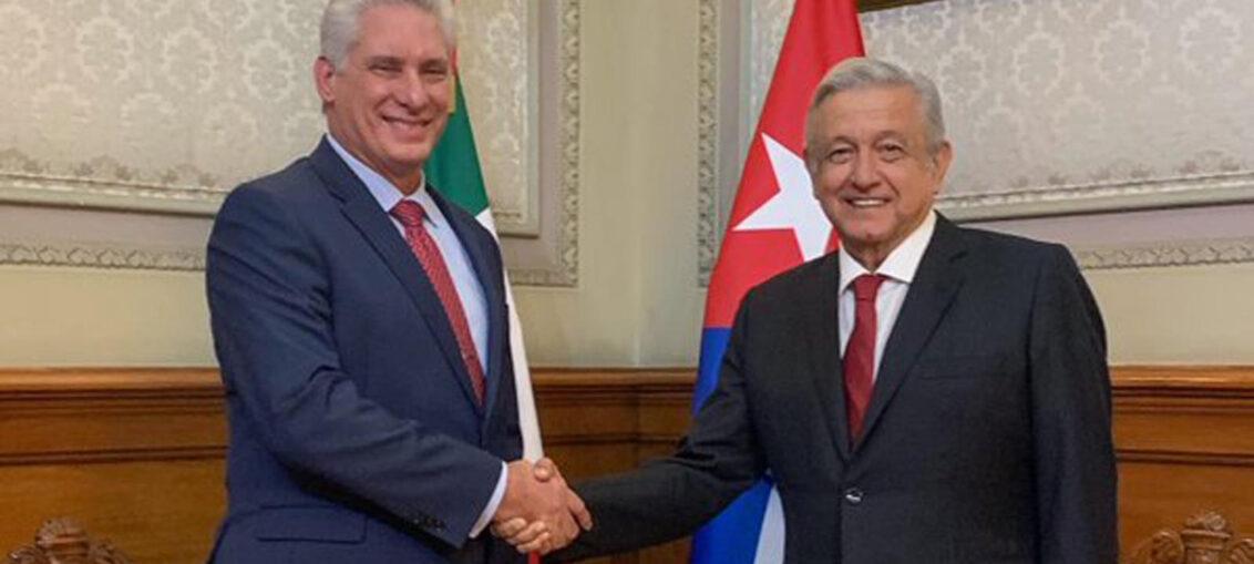 Cuba México CVI