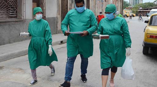 Permanecen ingresados 96 093, personas, de ellas 53 967 sospechosos a la Covid-19, 3 290 en vigilancia epidemiológica y 38 836 con el virus activo.