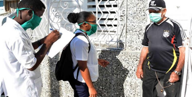 La mayor de las Antillas acumuló 761 060 pacientes con la Covid-19 desde marzo de 2020 y 6 449 personas perdieron la vida por complicaciones relacionadas con la pandemia.