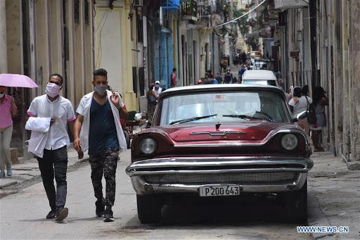La mayor de las Antillas confirmó al cierre de este domingo 1 844 casos positivos a la COVID-19, 21 fallecidos y 2 245 altas médicas, informó en conferencia de prensa el doctor Francisco Durán García, director nacional de Epidemiología del MINSAP.